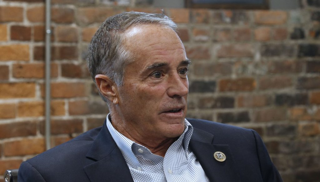 Rep. Chris Collins. (Robert Kirkham/Buffalo News file photo)