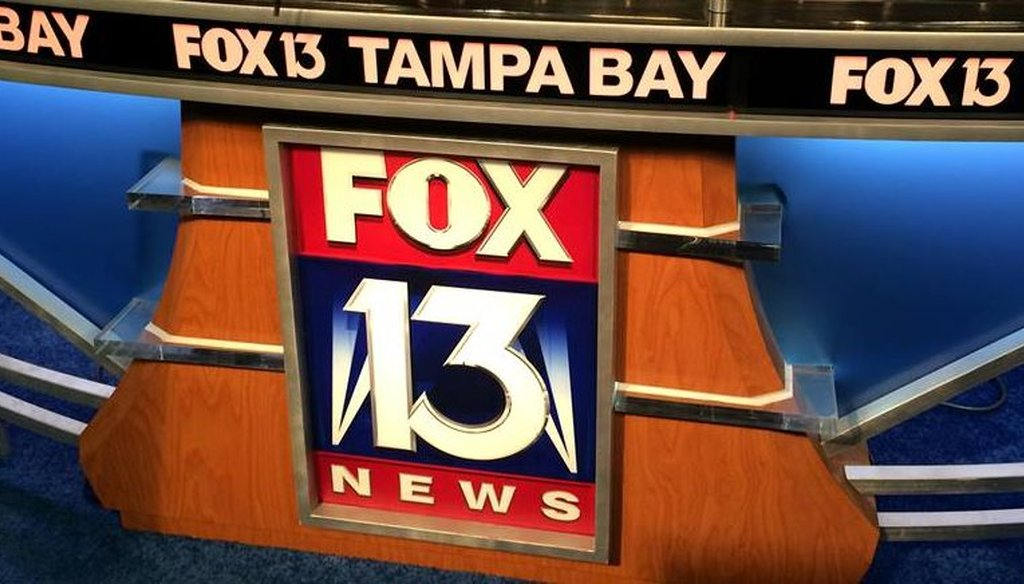 A claim that Fox admits it lies stems from a lawsuit involving a Fox-owned affiliate in Tampa, Fla.