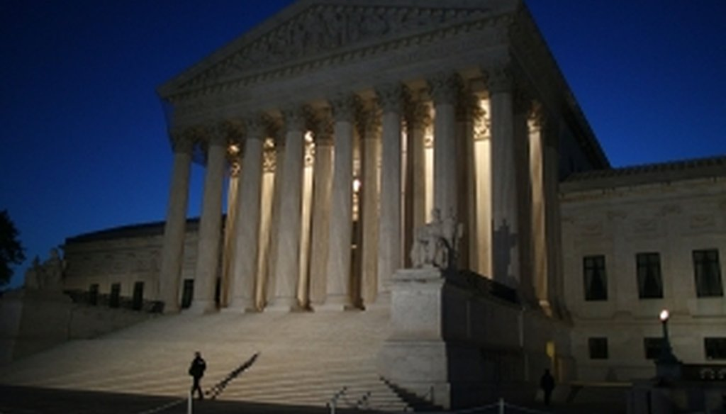 The U.S. Supreme Court handed down its ruling on the Affordable Care Act.