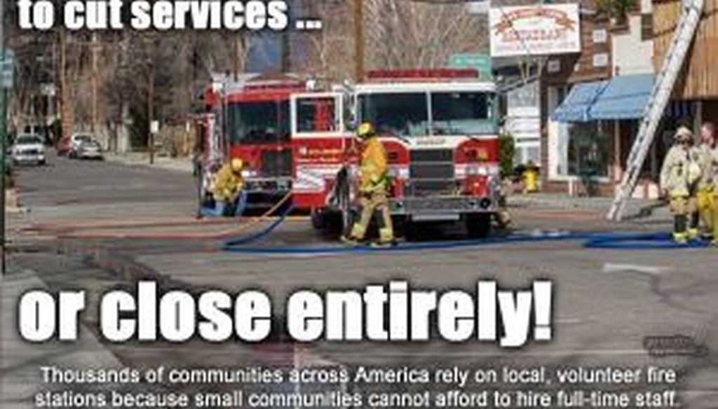This graphic was posted to Facebook by Generation Opportunity, a group that opposes the Affordable Care Act, on Dec. 10, 2013
