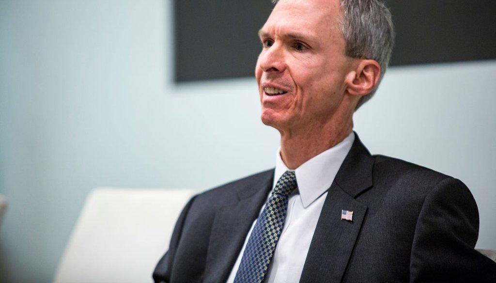 U.S. Rep. Daniel Lipinski. (James Foster/For the Sun-Times)