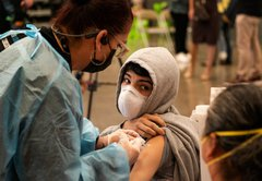 Can California School Districts Independently Mandate COVID-19 Vaccines For Students?