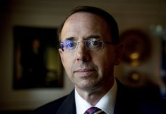 What Rod Rosenstein's role means to the Mueller probe