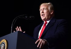Donald Trump's promises Kept, Broken, Stalled as he visits Wisconsin