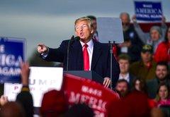 Fact-checking Donald Trump's rally in Huntington, W.Va.