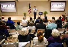 Who is Julián Castro? A bio of the Democratic presidential candidate