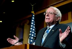 Bernie Sanders has entered millionaire class, tax returns show