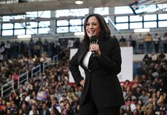 Who is Kamala Harris? A bio of the Democratic presidential candidate