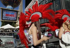 Live fact-checking the Democratic presidential debate in Las Vegas