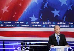 Fact-checking Mike Bloomberg's response to redlining attack