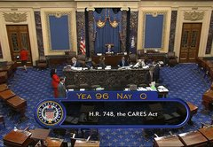 The Senate stimulus bill: What's in it for you