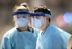Hospital demand for masks is soaring. Here's how hospitals use them against coronavirus