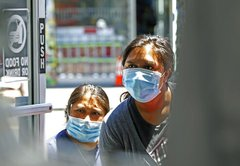 How could reopenings, protests affect coronavirus infections?