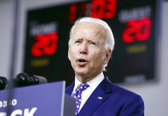 Ad Watch: Super PAC attacks Biden in misleading 'defund the police' ad