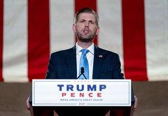 RNC speakers exaggerate Trump's military drawdown from 'endless wars'