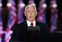 Fact-checking Mike Pence, night 3 of the 2020 RNC