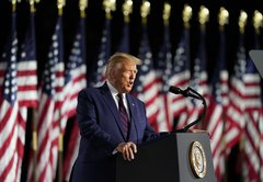 Fact-checking Donald Trump's 2020 RNC speech