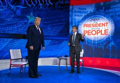 Fact-checking Donald Trump's ABC News town hall