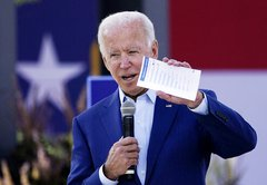 How has Joe Biden fared on the Truth-O-Meter?