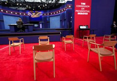 Debates and commercial breaks: A brief history