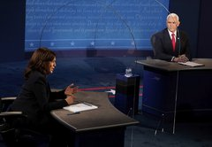 Fact-checking the 2020 vice presidential debate, Kamala Harris vs. Mike Pence
