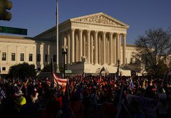 The continuing battle over 'court packing' and the Supreme Court