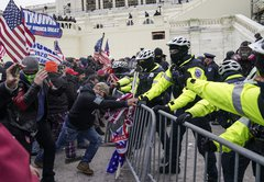 Misinformation and the Jan. 6 insurrection: When 'patriot warriors' were fed lies