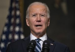 Some research suggests Biden's school reopening goal has already been achieved