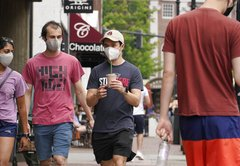 About face on mask-wearing: Why did the federal guidance change?