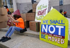 The CDC's new eviction moratorium: Is it legal?