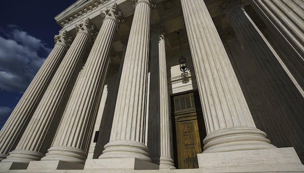 The Supreme Court in Washington, D.C. (AP)