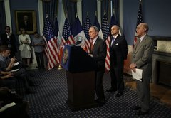 Mike Bloomberg's record on stop and frisk
