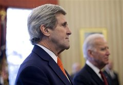 No proof Biden or Kerry channeled U.S. aid for Ukraine to Burisma