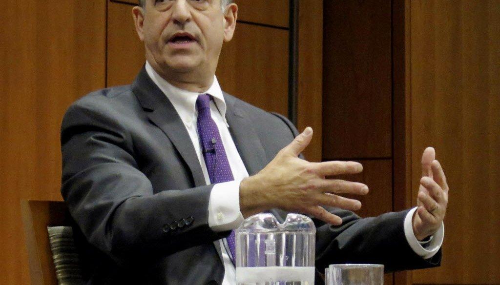 Democrat Russ Feingold is a former U.S. senator from Wisconsin. (Associated Press)