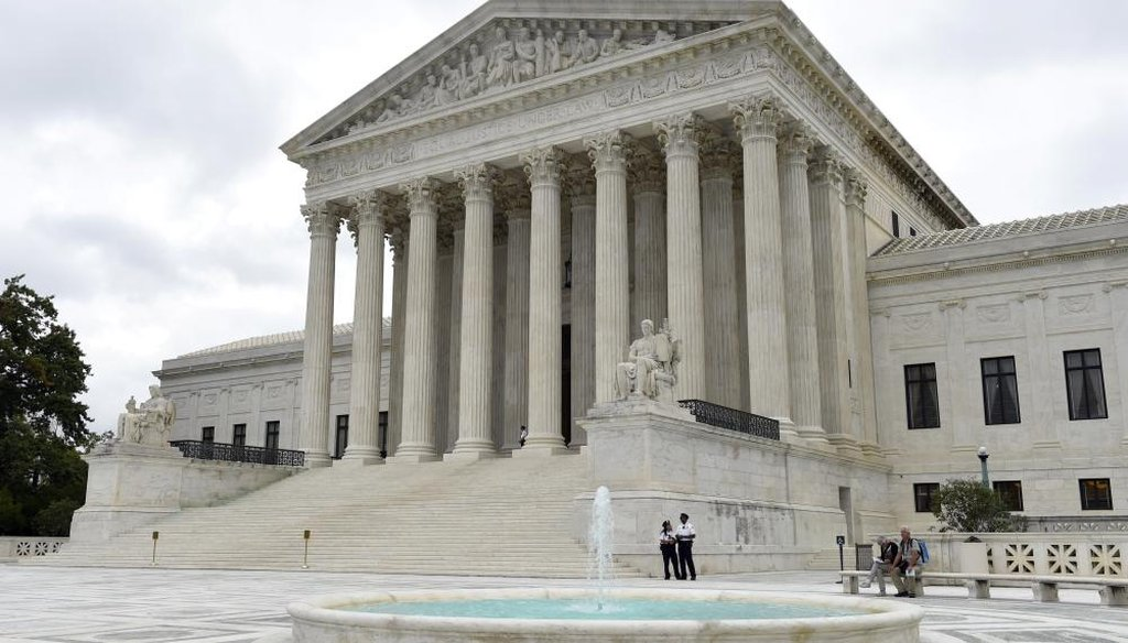 The Supreme Court. (AP)