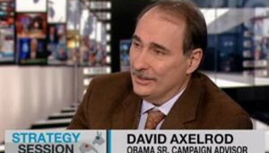 "David Axelrod, senior campaign adviser to President Barack Obama, called former House Speaker Newt Gingrich the ""godfather of gridlock."" How accurate is that charge?"