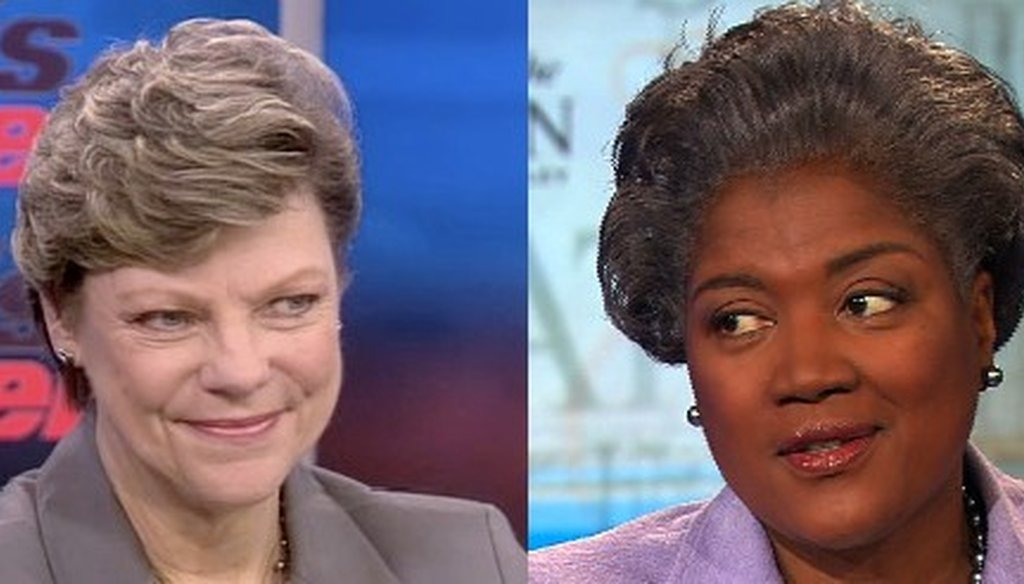 The final 2 in our PunditFact Madness tournament are Donna Brazile and Cokie Roberts.