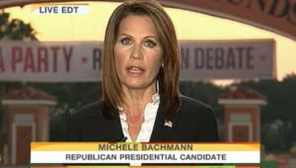 GOP presidential candidate Michele Bachmann linked HPV vaccine and mental retardation in an interview on the Today Show. But is there science to back it up?