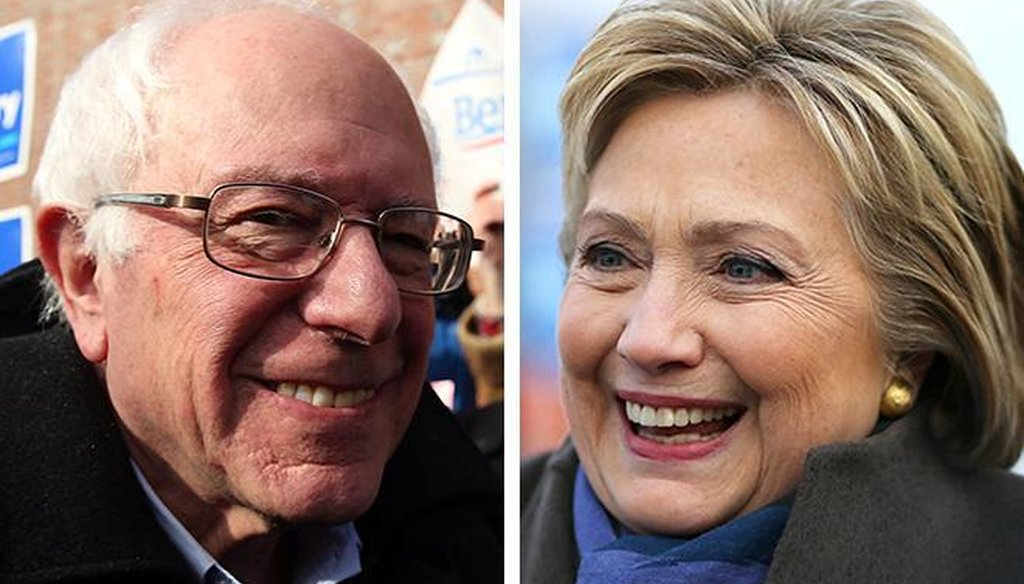 Bernie Sanders beat Hillary Clinton in the Democratic primary in Wisconsin, but the chairwoman of the state party has indicated she may not cast her superdelegate vote for him at the party's national convention.