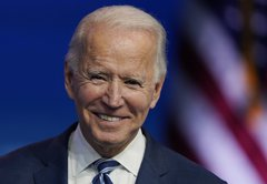 What do we mean when we call Joe Biden the president-elect?