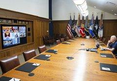 Unwinding the Camp David clock conspiracy