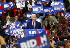 Ad Watch: Joe Biden's ad about Bernie Sanders' attack on Social Security
