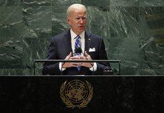 In UN speech, Joe Biden calls for collective action on climate, COVID-19