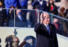 Joe Biden's inauguration in extraordinary times, fact-checked