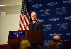 Bloomberg on health care: Translating his mayoral record to the national stage
