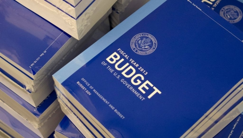What goes into the federal budget? Not what a pie chart circulating on social media says.