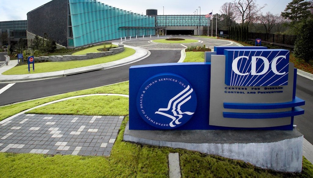 Centers for Disease Control and Prevention offices in Atlanta, Georgia. (James Gathany, CDC)