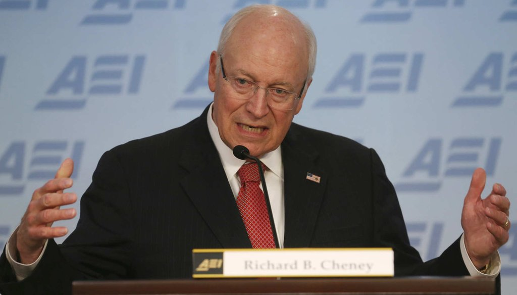 During an interview on Fox News, former Vice President Dick Cheney argued that the Army is unready to take on emerging threats like the forces of the Islamic State group. (File/Getty)