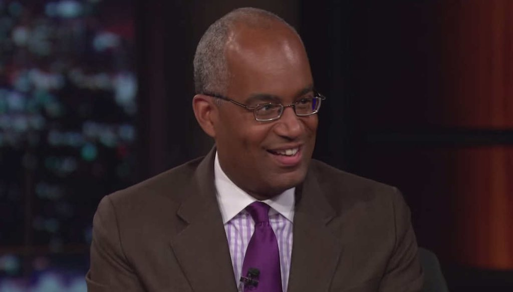 """Republican strategist Ron Christie defended the Bush era tax cuts during HBO's """"Real Time with Bill Maher"""". (Screenshot)"""