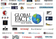 Live from the 3rd global fact-checking conference